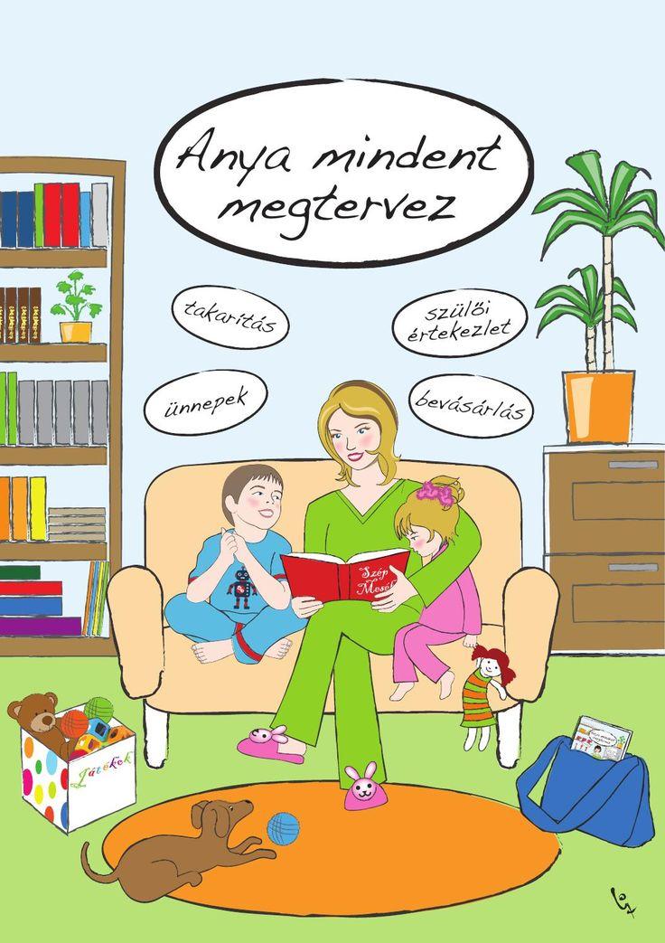 Határidőnapló elfoglalt anyukáknak. Lapozz bele a 2015-ös kiadásba online!
