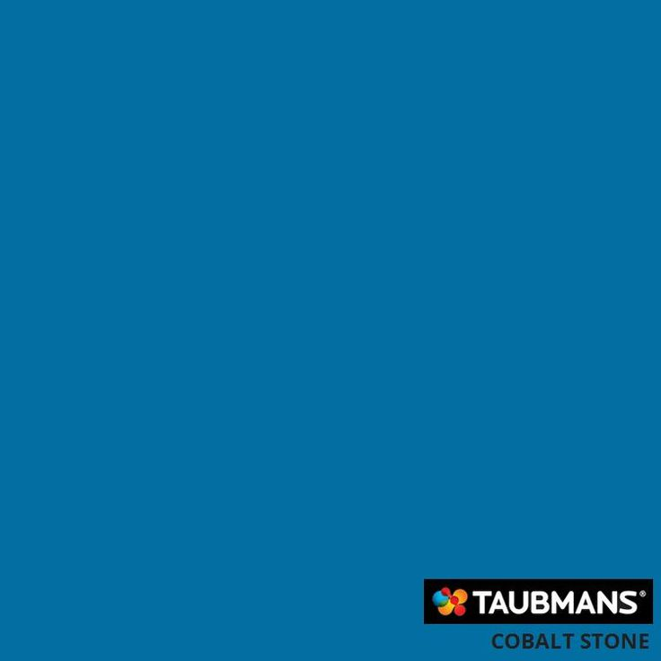 #Taubmanscolour #cobaltstone