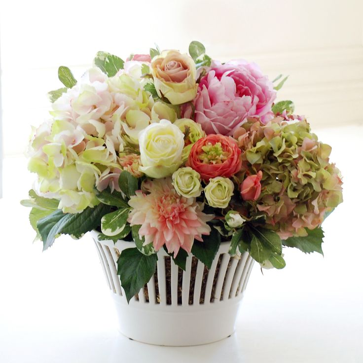 Best 12 sq floral arrangements reference images on pinterest english garden vermeil from winward home mightylinksfo