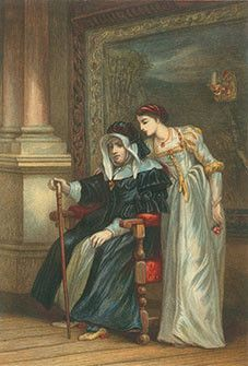 Romeo and Juliet, Act II, Scene 5