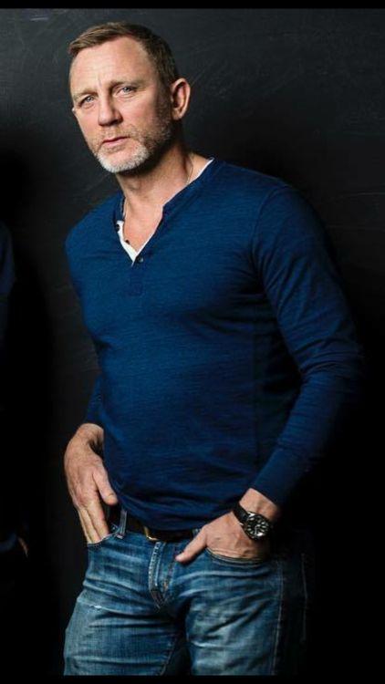 Looking good Mr. Daniel Craig                                                                                                                                                                                  More