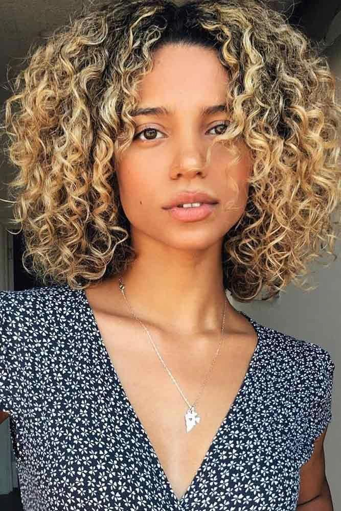Curly Hairstyles Updos Braids 70s Curly Hairstyles Short Curly Hairstyles 3c Hairstyles Curly Hair Over 50 In 2020 Curly Hair Styles Mixed Curly Hair Hair Styles