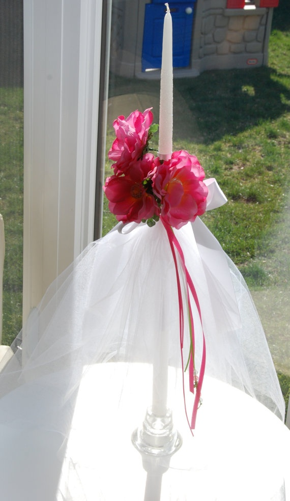 Glittery English Rose Baptismal Lambada by KoulEvents on Etsy, $45.00