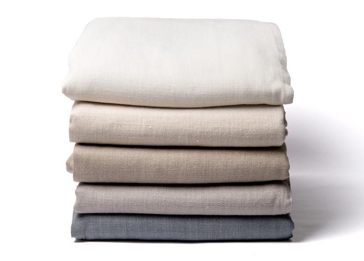 Belgian Linen Bedcover - Est Living