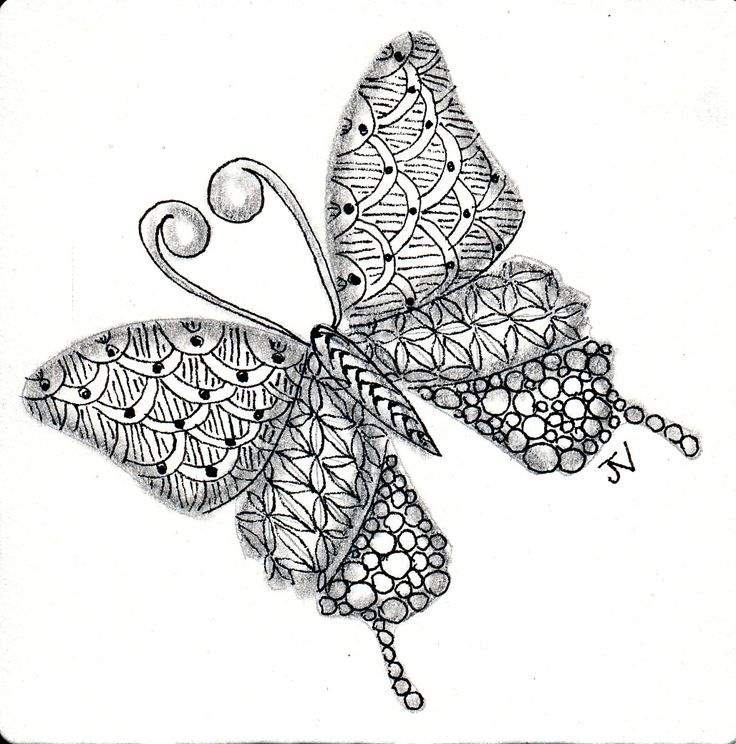 359 best images about Zentangle - animals on Pinterest