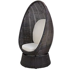 Maldives Swivel Chair #kaleidoscope #jetsetting #holiday
