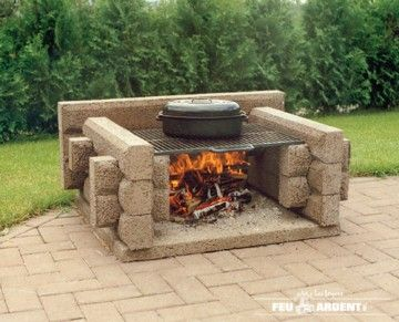 Best Outdoor Fireplace Images On Pinterest Outdoor Fireplaces