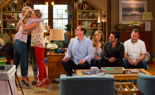 Get ready Full House fans, the Fuller House trailer is finally here
