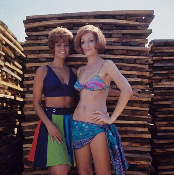 Claudia Cardinale and Catherine Spaak: Certo, Certissimo, Anzi . . . Probabile (1969)