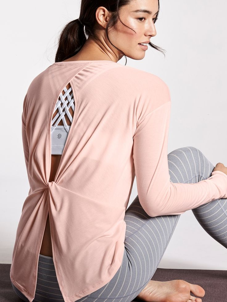 We took a customer favorite, supersoft, Unstinkable top