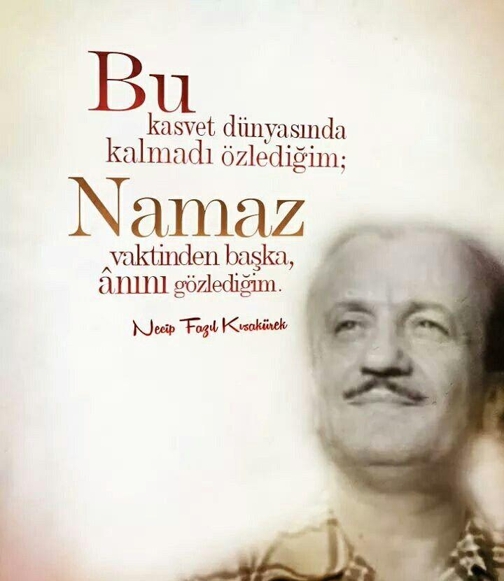 Bu kasvet dünyasında kalmadı özlediğim; Namaz vaktinden başka, ânını gözlediğim. [Necip Fazıl Kısakürek] #kasvet #namaz #üstad #nfk #vakit #dua #göz #necipfazılkısakürek #islam #türkiye #istanbul #söz #necipfazilkisakurek #necipfazıl #ilmisuffa