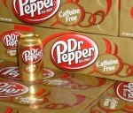 caffeine-free Dr. Pepper