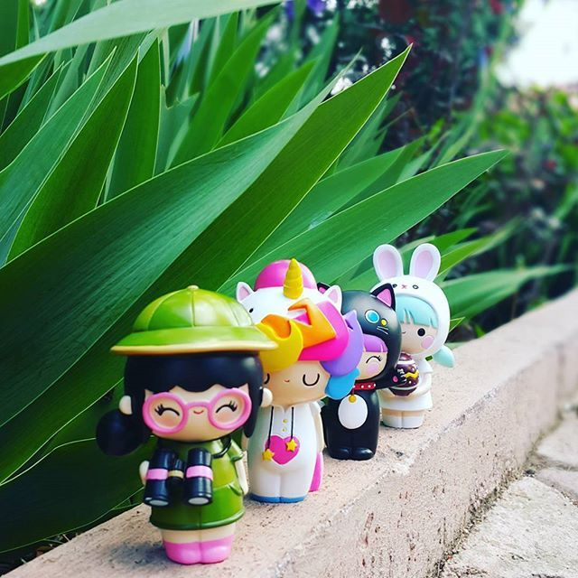 Secret mission... Thanks @m_neslihan_m for the Instagram! Are you following us? We're MomijiHQ #momijidolls Start your Momiji adventure at http://bit.ly/2jWUGig