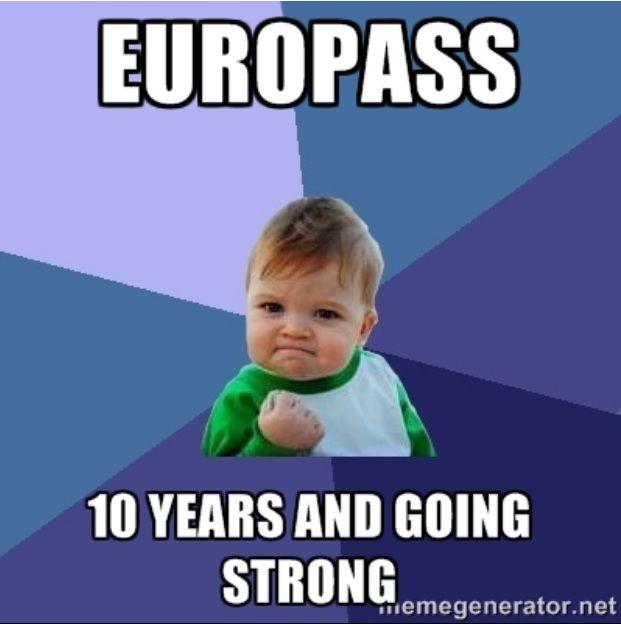 #Europass10Years