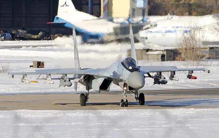 Rusia Bersiap Produksi 12 Jet Tempur Su-35 Indonesia