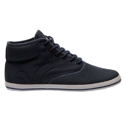 VOI Jeans Mens Miracle Navy, Fiery Leinwand High Top Plimsole Schuh - http://on-line-kaufen.de/voi/voi-jeans-mens-miracle-navy-fiery-leinwand-high