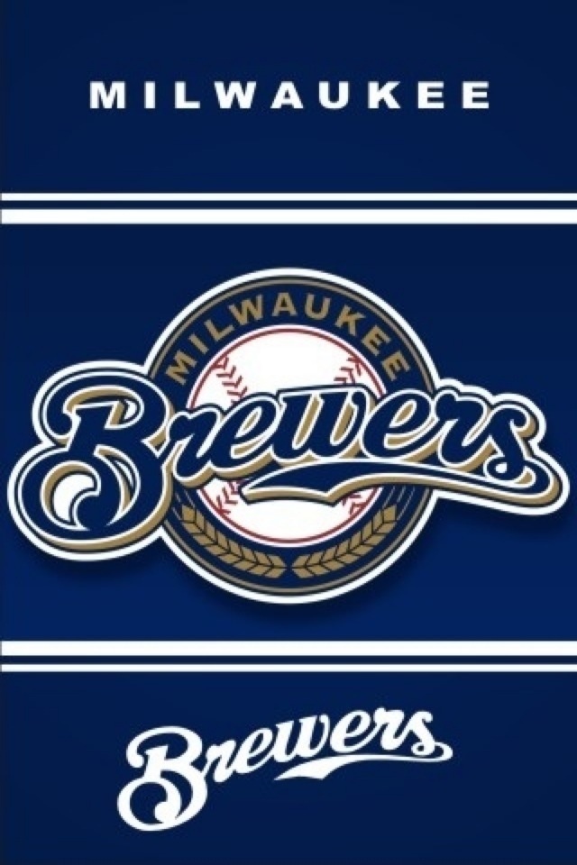 30 best images about iphone wallpaper on pinterest - Milwaukee brewers wallpaper ...