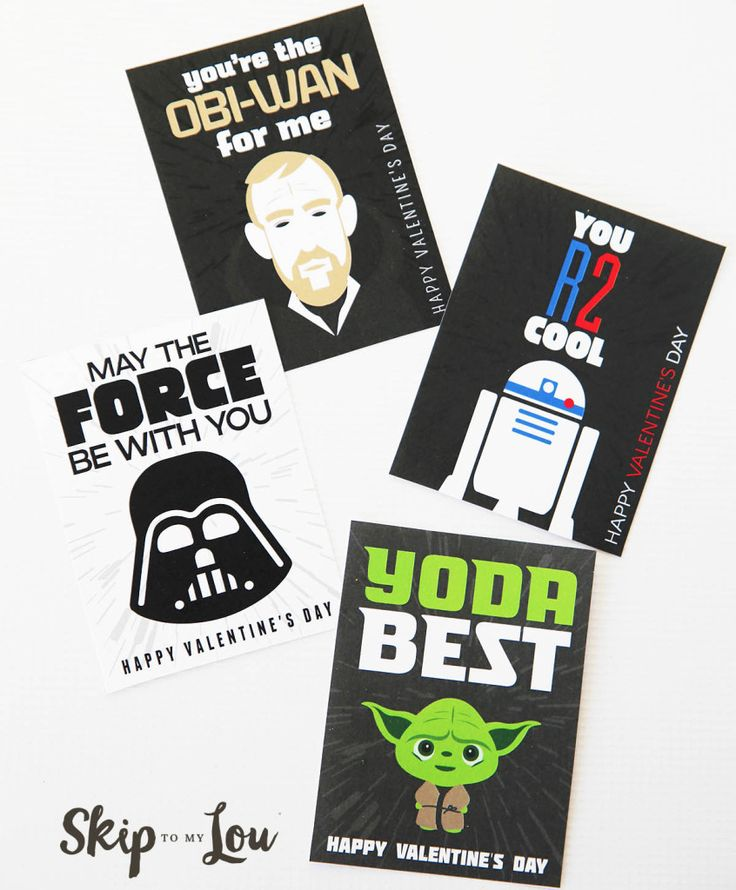 Star Wars Thank you...yoda best! Great gifts from nomonausea.com parents