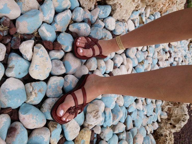 Leather Sandals, Leather Sandals Women, Sandals, Women's Shoes, NARCISSUSS, Flip Flops, Biblical Sandals, Jesus Sandals by Sandalimshop on Etsy