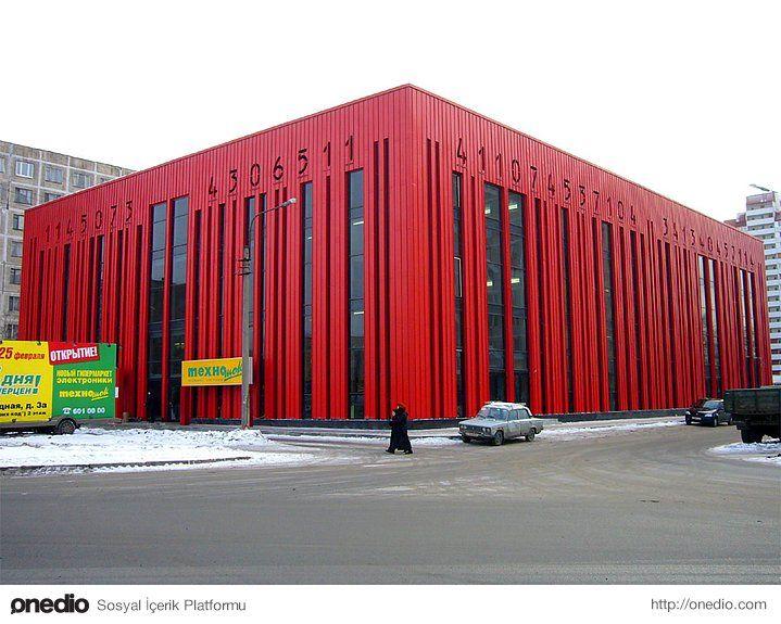 Barkod Binası