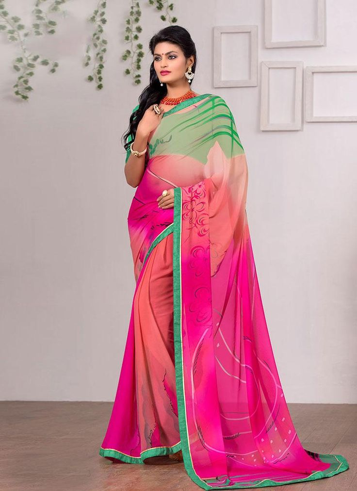 New arrival casual saree online shopping
