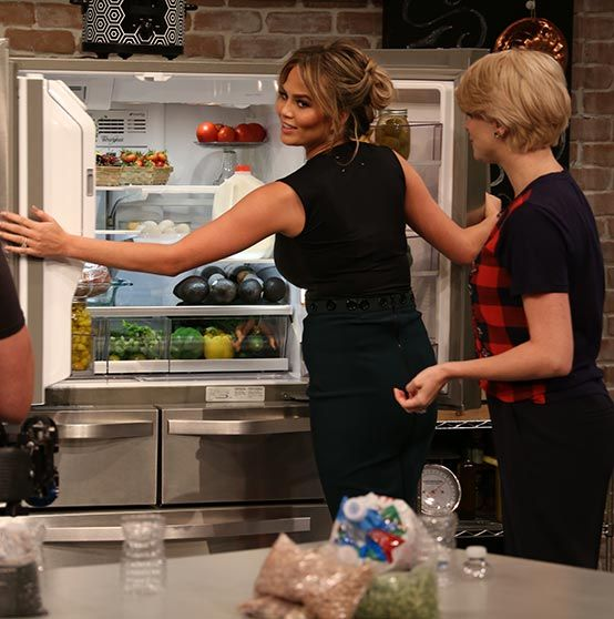Food Network Kitchen Hacks: 17 Best Images About FABLife Show Clips On Pinterest