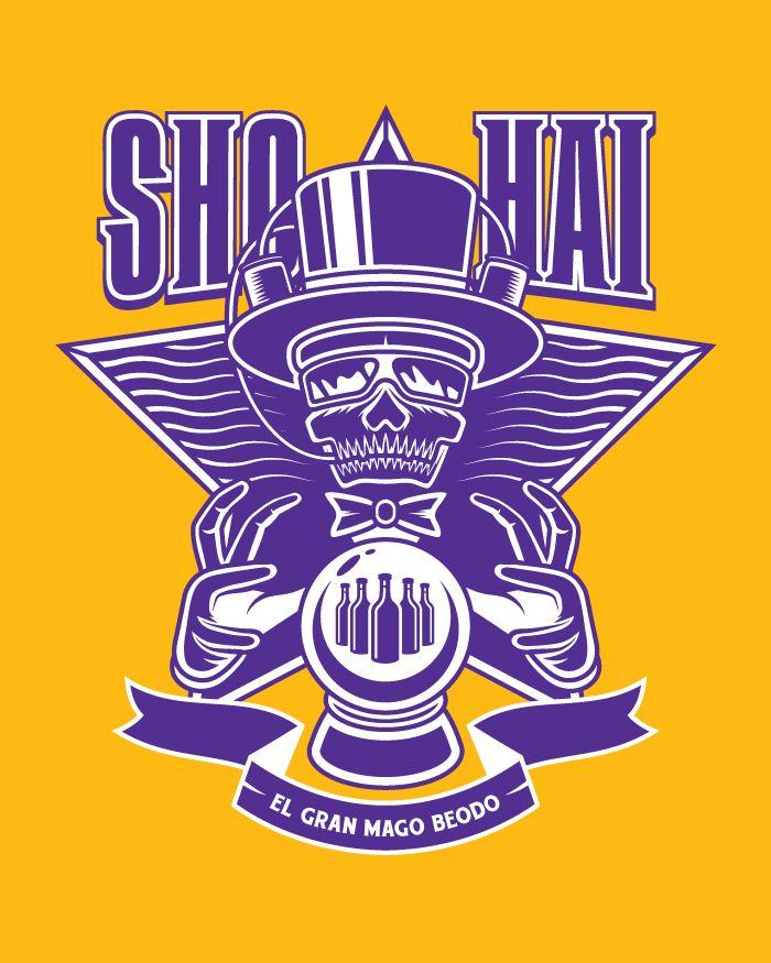 T-shirt for Sho Hai from Violadores del Verso. Hip hop / Rap