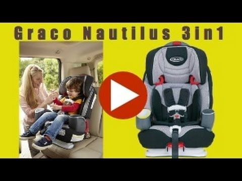 Click Here: http://eliteproductreview.com/Graco-SeatTop-rated by leading consumer publications, the Graco Nautilus 3-in-1 Car Seat grows with your child by offering three forward-facing positions. Designed for children 20 to 100 pounds, the Nautilus transitions from a harness booster to a highback belt-positioning booster and finally to a backless belt-positioning booster seat. This LATCH-equipped seat is outfitted with reinforced steel, and features a three-position recline and…