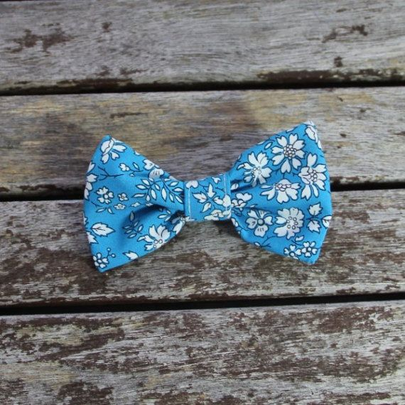 Liberty of London bows collar accessory small dogs