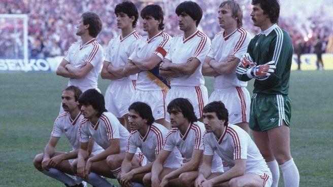 Steaua Bucharest  1985-86