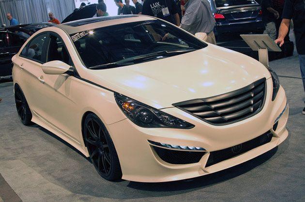 #Hyundai Sonata 2.0T