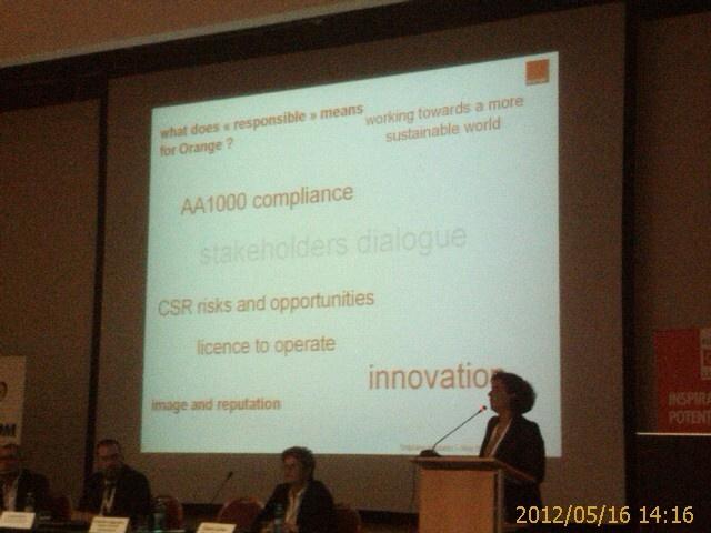 Ziua 2 - France Telecom Orange Group