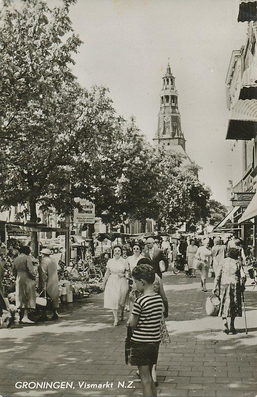 Groningen-Vismarkt