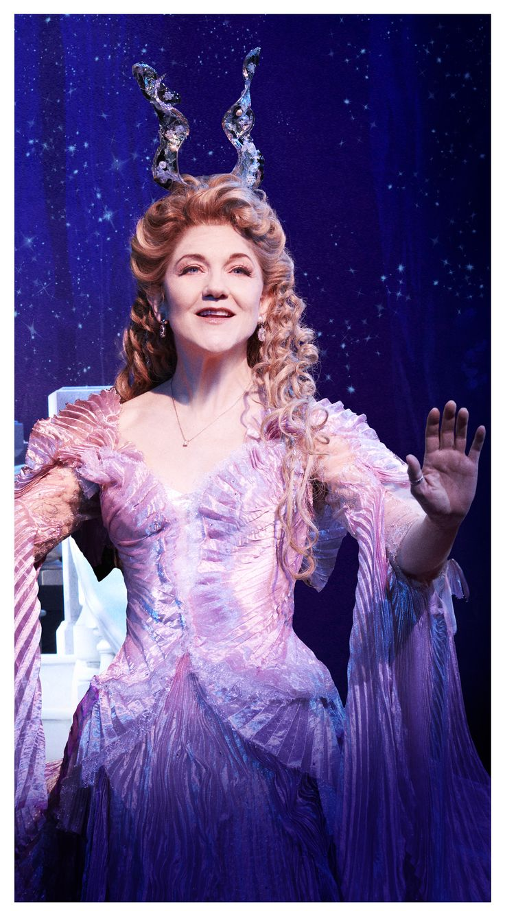 Actually, I'm everyone's fairy godmother. But you're the only one who's given me charity. Generosity. And kindness.