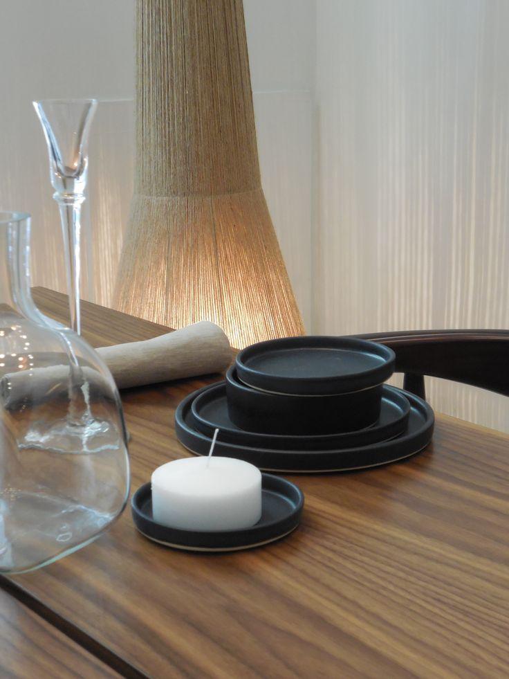 Bowls y Platos de cerámica Camalote. #solsken www.solsken.com.ar