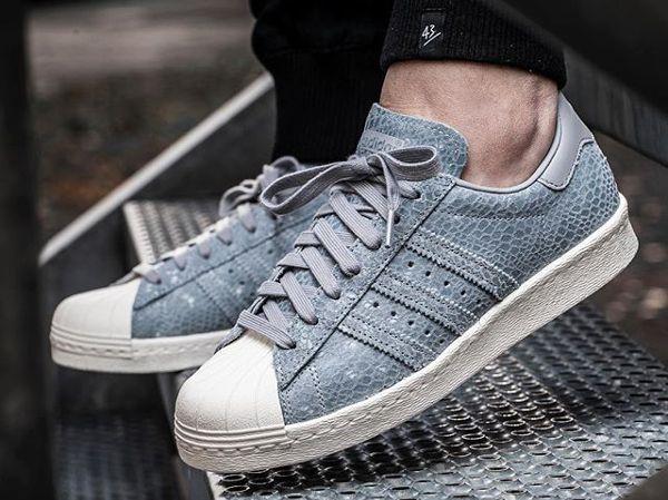 Adidas Superstar Grey
