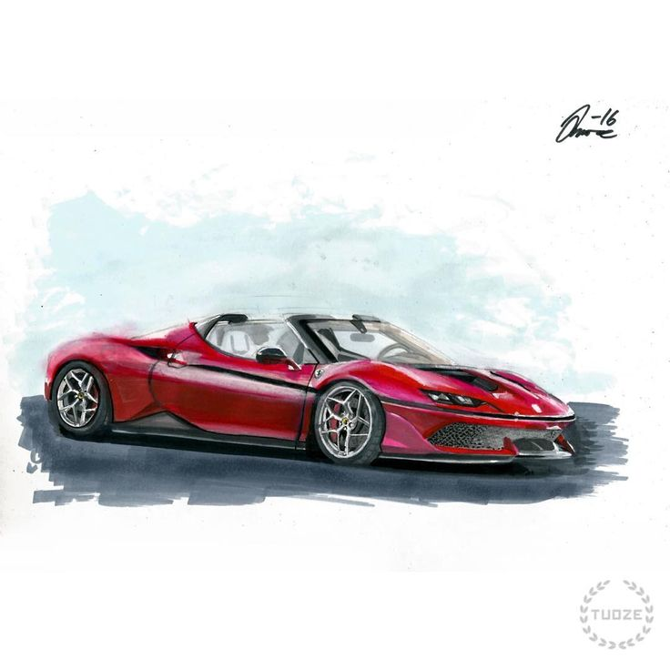 Amazing car art for sale
