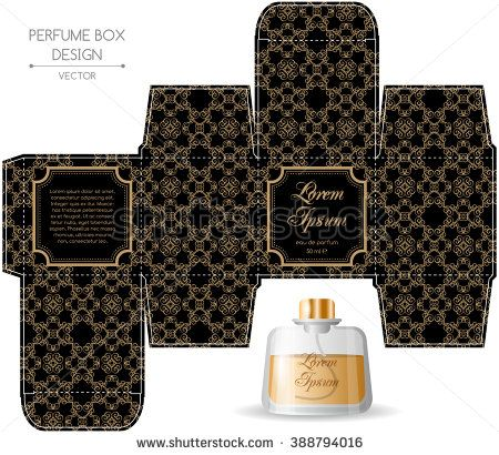 391 best printies perfume toiletries packaging images for Cologne box template
