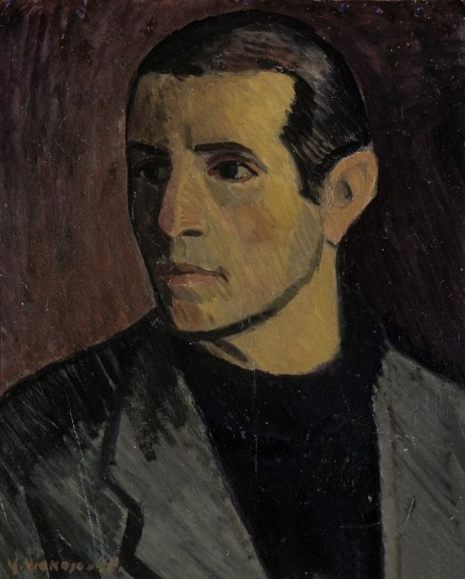 VEIKKO VIONOJA Self-Portrait
