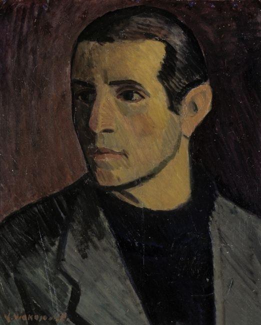 VEIKKO VIONOJA  Self-Portrait