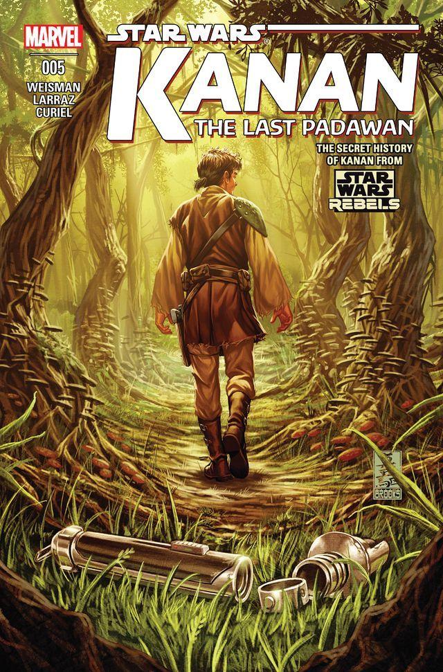 Kanan The Last Padawan 5 Comics By Comixology Star Wars Comics Star Wars Rpg Star Wars Rebels