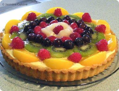Jasmine Cuisine: Jardinière aux fruits