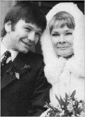 Michael Williams & Judi Dench    (5 February 1971– 11 January 2001; his death)