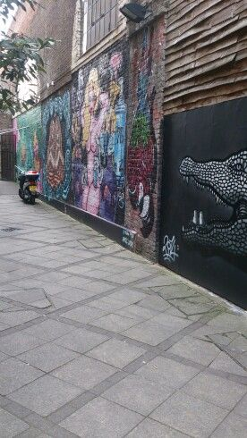 Candem, London 2014