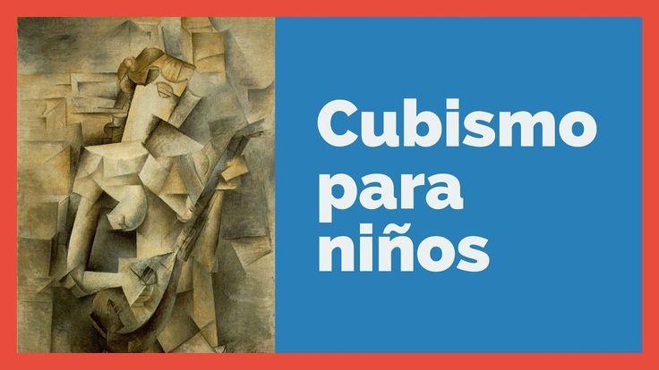 ¿Como explicar el cubismo a los niños?