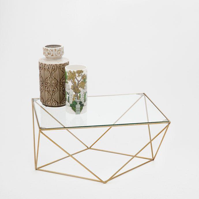 TABLE BASSE GÉOMÉTRIQUE - Meubles d'Appoint | Zara Home Canada