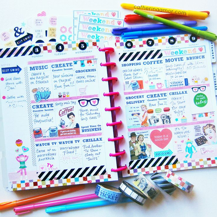 Student planner cover ideas images for Page decoration ideas
