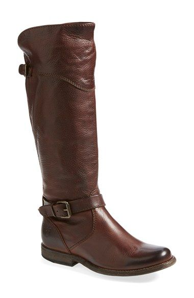 These are so comfy!!  Can't wait to sport them this fall. Frye 'Phillip' Riding Boot #Nordstrom - $390.00