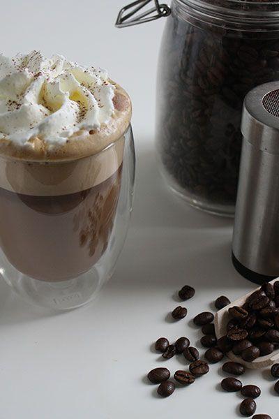 recept chocoladekoffie