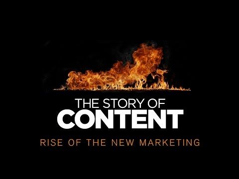 The Story of Content: New Documentary Charts the Rise and Rise of #ContentMarketing | discussed by @TrevorYoung | for Business2Community